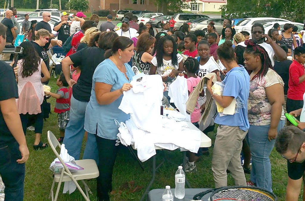 Orchard Knob Middle School Uniform Giveaway
